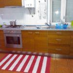 пример яркого стиля кухни с газовым котлом фото