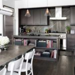 идея необычного дизайна кухни картинка