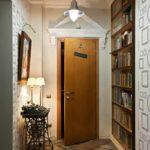 идея необычного интерьера коридора картинка