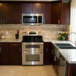 пример красивого интерьера угловой кухни картинка