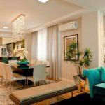 пример красивого стиля гостиной комнаты 2018 фото
