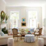 идея красивого интерьера гостиной комнаты 17 кв.м картинка