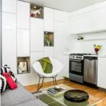 Кухонные шкафы закрытого типа