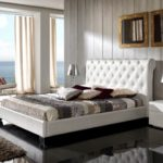 дизайн спальни с двуспальной кроватью