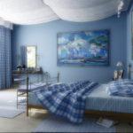 спальня 11 кв м фото интерьер
