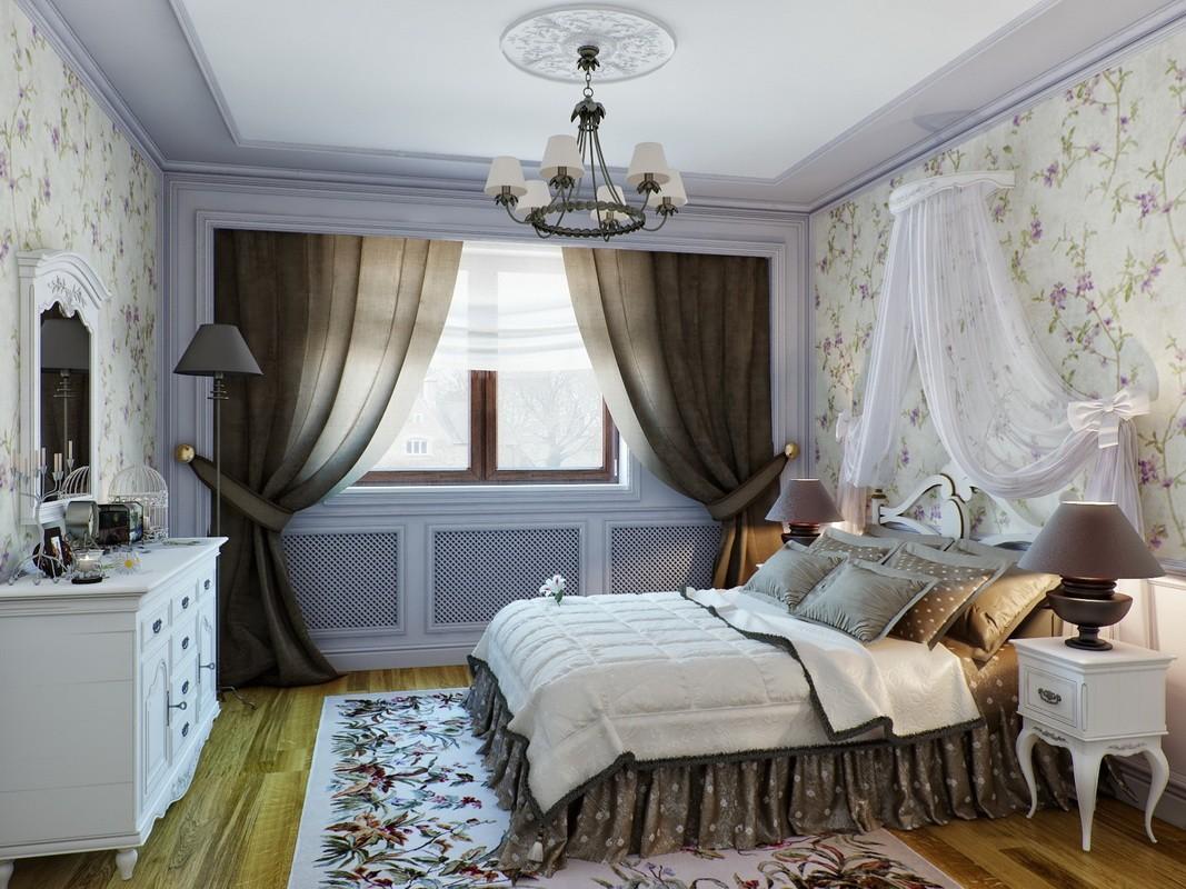 спальня 11 кв м идеи дизайн