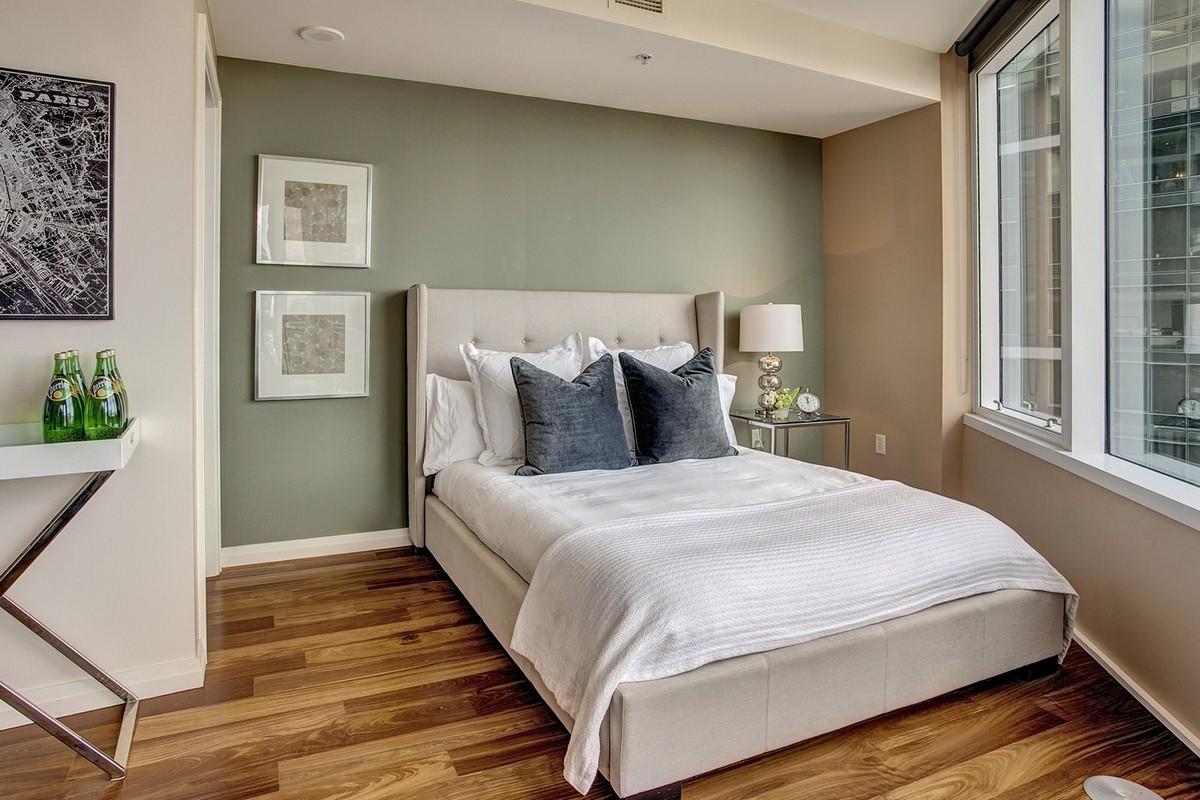 спальня 11 кв м современный дизайн