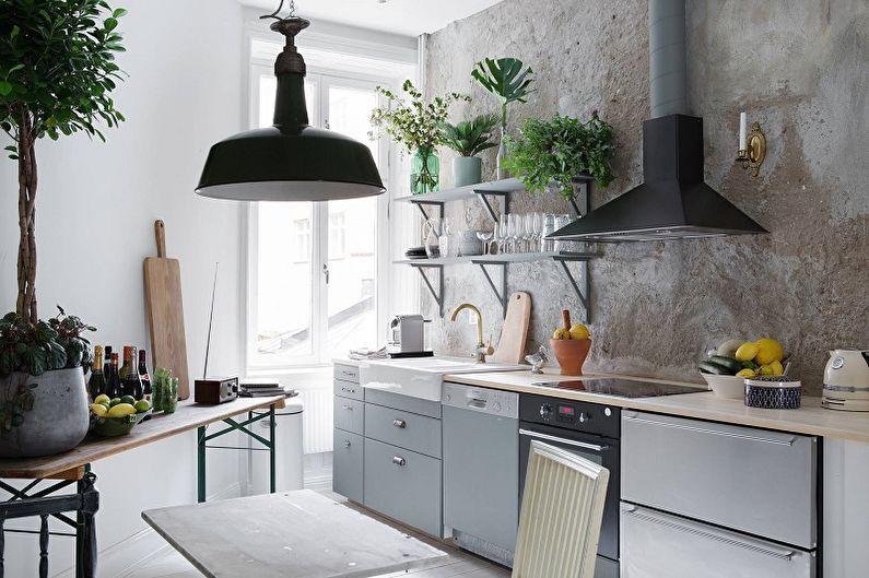 Декоративное оформление кухонного пространства своими руками