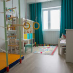 Комната мальчика дошкольного возраста