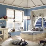 Интерьер детской комнаты в частном доме