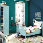 Все оттенки синего цвета в дизайне комнаты