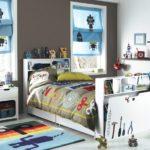 Дизайн комнаты мальчика в техническом стиле