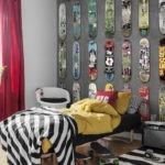 Стильная комната мальчика-подростка