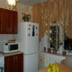 Место для холодильника на кухне панельного дома