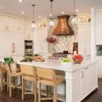 Дизайн кухни в классической стилистике