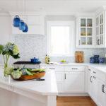 Кухонный остров нестандартной формы