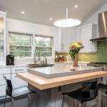Организация освещения кухни загородного дома