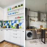 Оформление интерьера кухни в различной стилистике