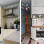 Корпусная мебель для современной кухни