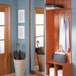 Набор мебели с зеркальной дверцей