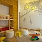 Обустройство игровой зоны для детей