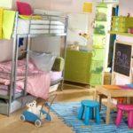Уютная детская комната для брата и сестры